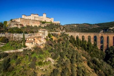 HOTEL FOR SALE IN ITALY, SPOLETO