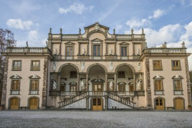 VILLA MANSI - PERIOD VILLA FOR SALE LUCCA, TUSCANY