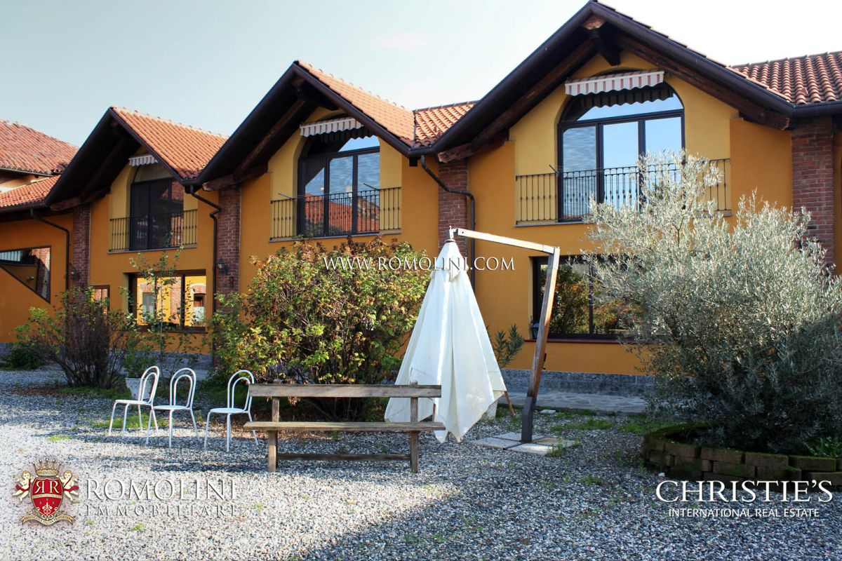 FARM FOR SALE IN PIEDMONT TURIN