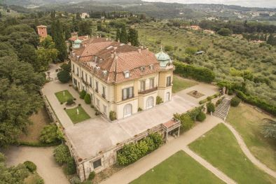 HISTORIC MANSION FOR SALE VILLA FLORENCE