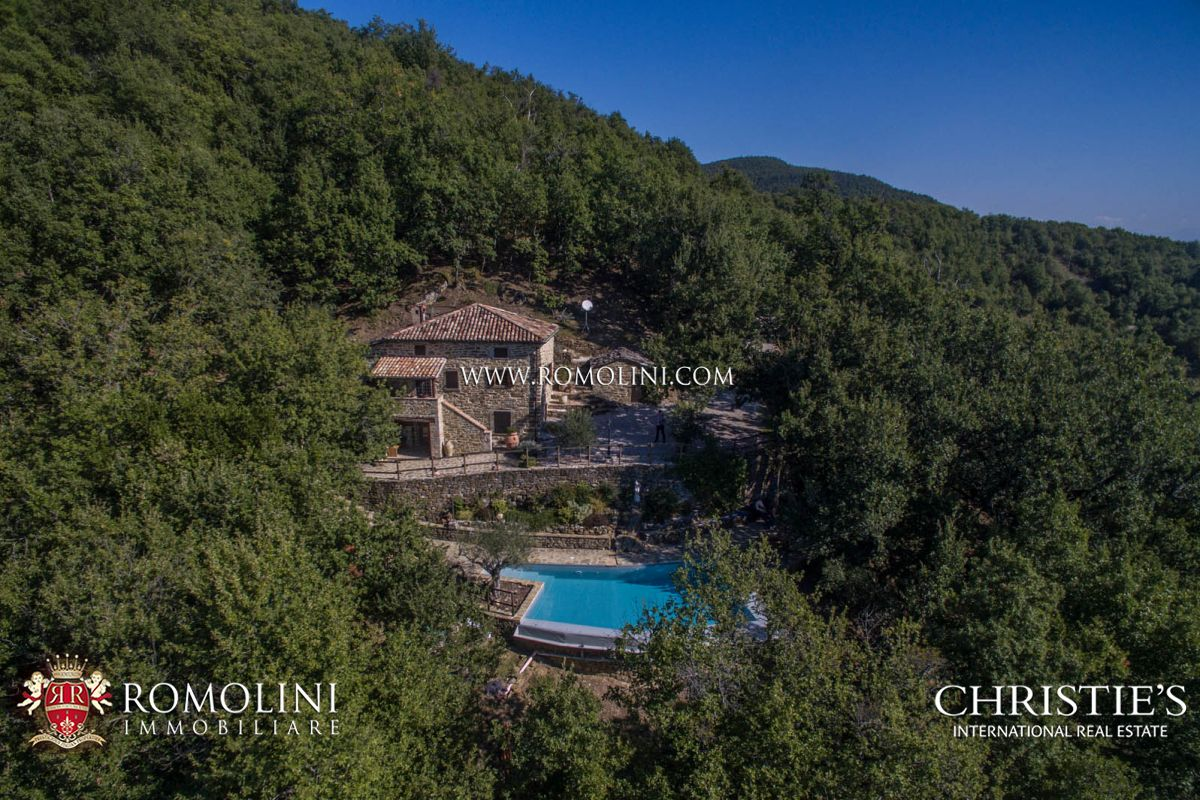 FARMHOUSE FOR SALE TUSCANY, pool, buy-to-let property