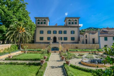 FLORENCE: LUXURY ESTATE WITH CHIANTI MONTALBANO VINEYARD FOR SALE, CHIANTI, CHIANTI MONTALBANO, OLIVE GROVE, MANOR VILLA, MANOR HOUSE, CHURCH, CHAPEL, MEDIEVAL HAMLET, AGRITURISMO, CELLAR