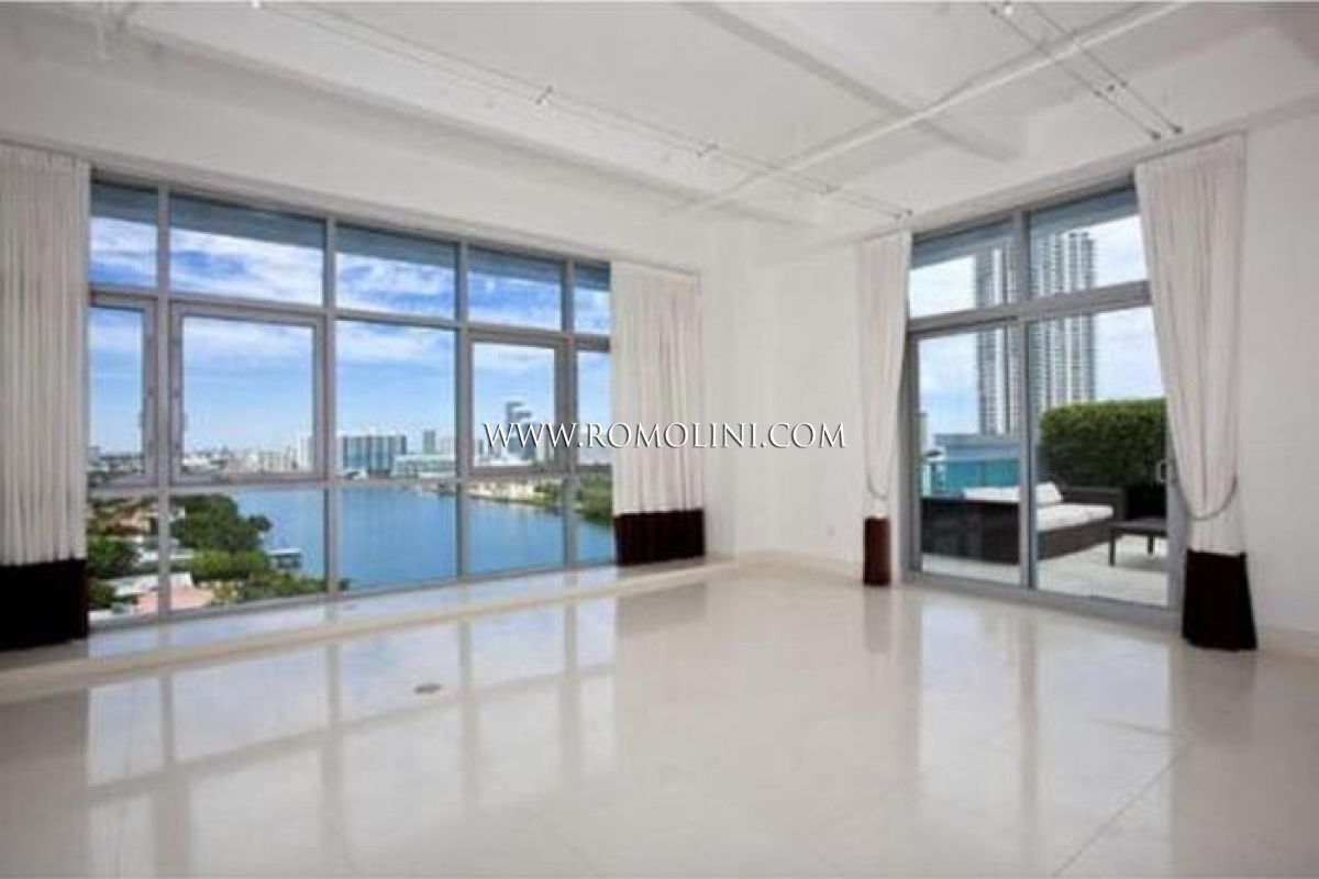 Miami Beach Waterfront villa for sale Florida
