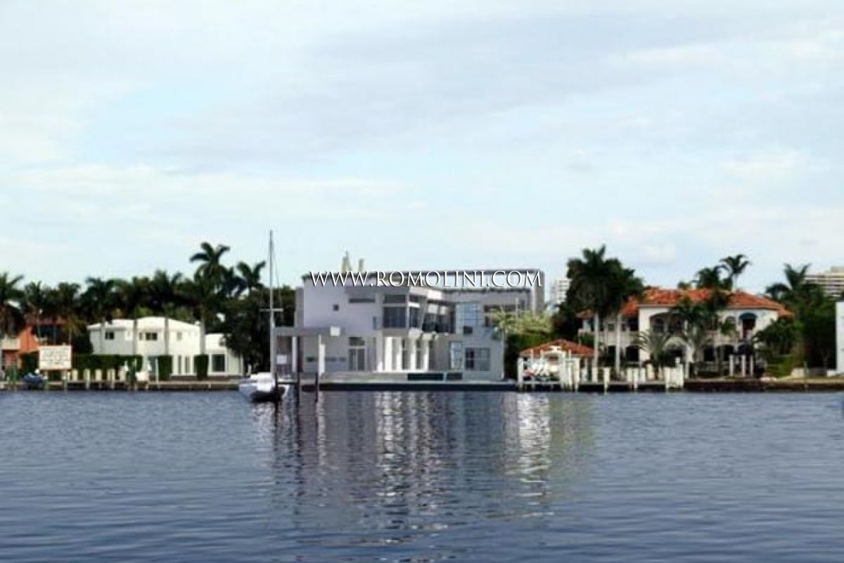 Waterfront Villa Loft for sale Miami Florida