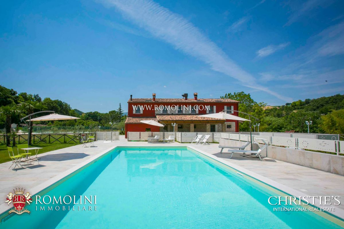 AGRITURISMO FOR SALE MARCHE, FANO