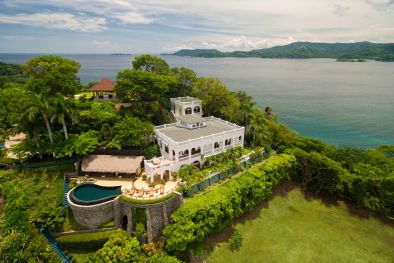 OCEANFRONT VILLA WITH INFINITY POOL FOR SALE PLAYA FLAMINGO,COSTA RICA  Maggiori Dettagli e Foto