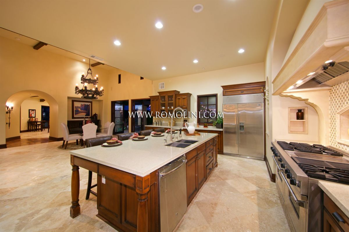 CALIFORNIA, RANCHO BERNARDO: LUXURY VILLA WITH POOL AND GARDEN