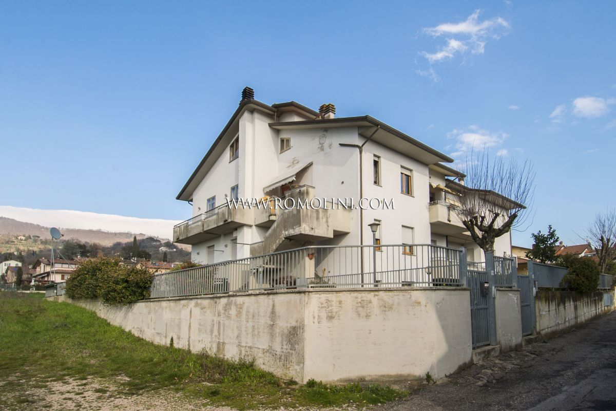APARTMENT FOR SALE IN RESIDENTIAL AREA OF SANSEPOLCRO