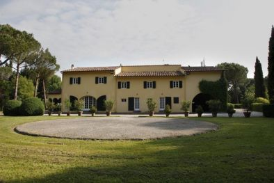 VILLA FOR SALE IN PISA, SAN GIULIANO TERME.