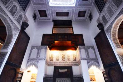RIAD WITH PANORAMIC TERRACE FOR SALE IN FES, MOROCCO | Romolini - Christie's
