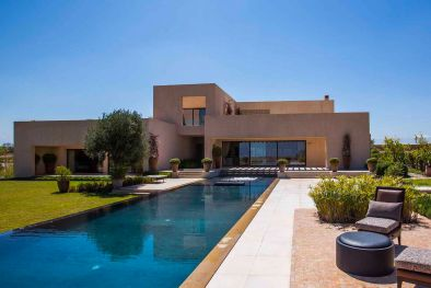 LUXURY VILLA FOR SALE, RITZ CARLTON RESIDENCES, MOROCCO | Romolini - Christie's