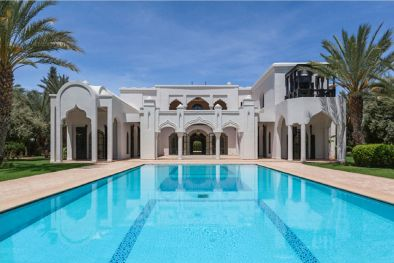 LUXURY VILLA FOR SALE IN MARRAKESH, MOROCCO | Romolini - Christie's