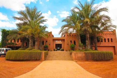 LUXURY VILLA FOR SALE IN TAMESLUHT, MARRAKESH, MOROCCO | Romolini - Christie's