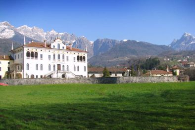 VILLA IN VENETO: HISTORICAL VILLA IN VENETO FOR SALE