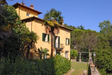 HISTORICAL MANOR VILLA FOR SALE CORTONA TUSCANY