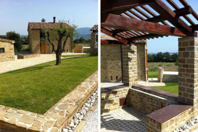 FARMHOUSE FOR SALE IN APIRO MACERATA MARCHE