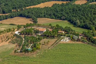 LUXURY MANOR HOUSE FOR SALE IN UMBRIA