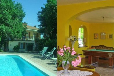 VILLA FOR SALE IN VAL DI CHIANA TUSCANY