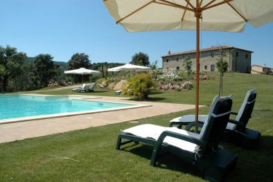 COUNTRY  ESTATE WITH POOL, PARK IN TUSCANY, SUVERETO.  Maggiori Dettagli e Foto