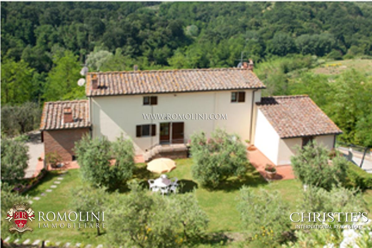 FARM ESTATE FOR SALE IN PONTEDERA, TUSCANY