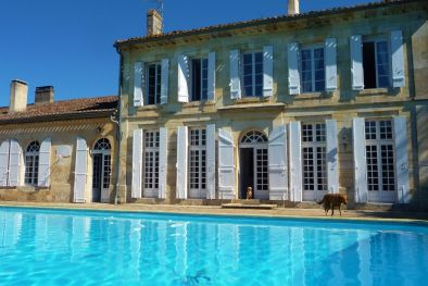 BORDEAUX, MERLOT, CABERNET SAUVIGNON: WINE ESTATE FOR SALE IN FRANCE