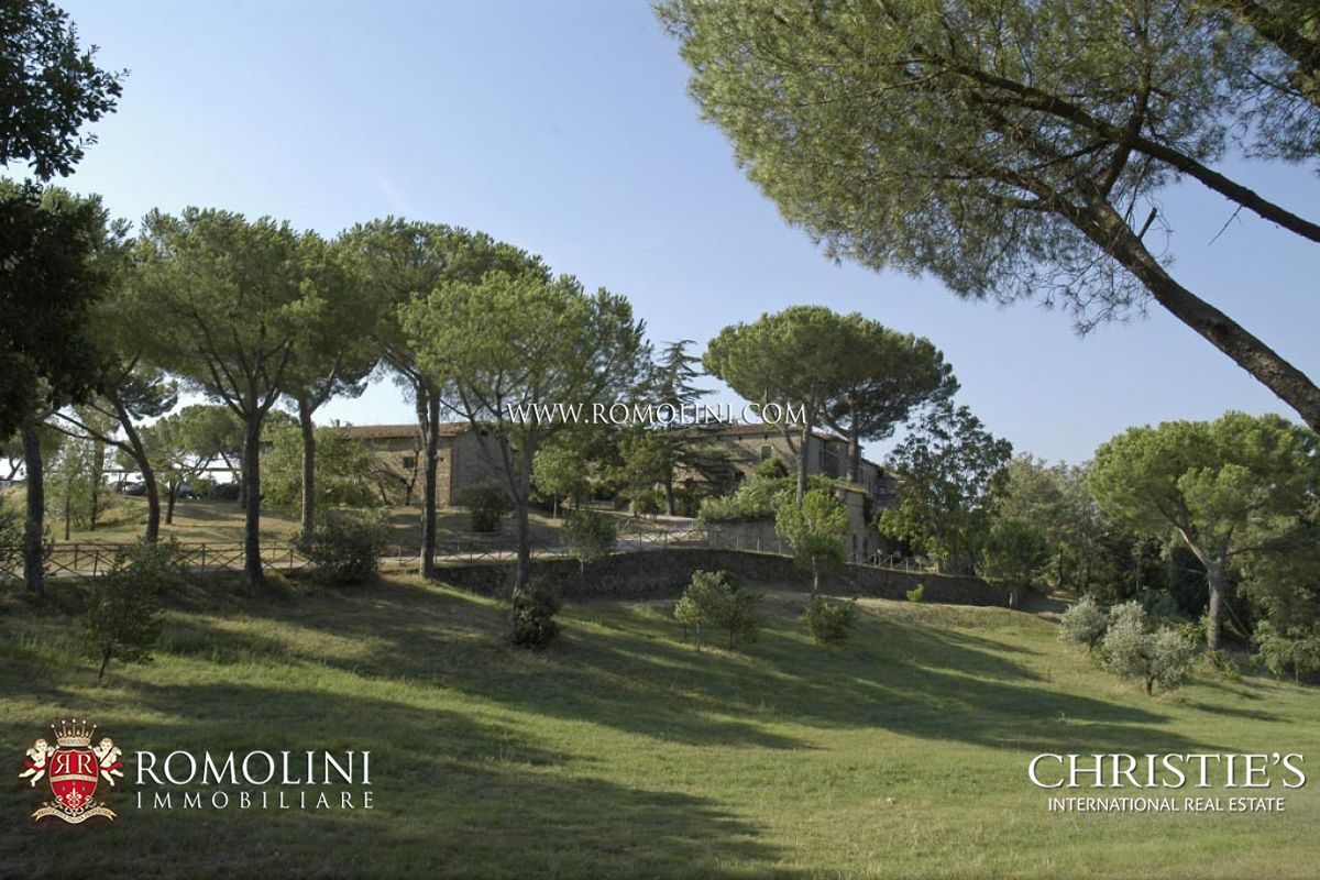 BUILDING PLOT WITH COUNTRY HOUSE, OLIVE GROVE AND VINEYARD FOR SALE IN MAREMMA, TUSCANY, Italy