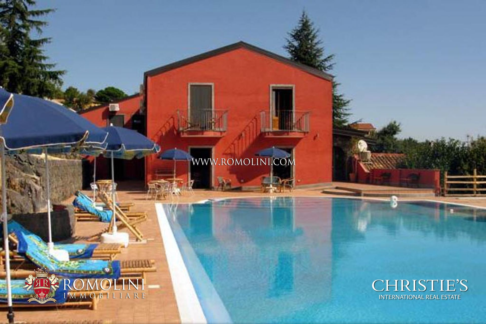 FARM WITH AGRITURISMO FOR SALE IN SICILY, Mount Etna Regional Park