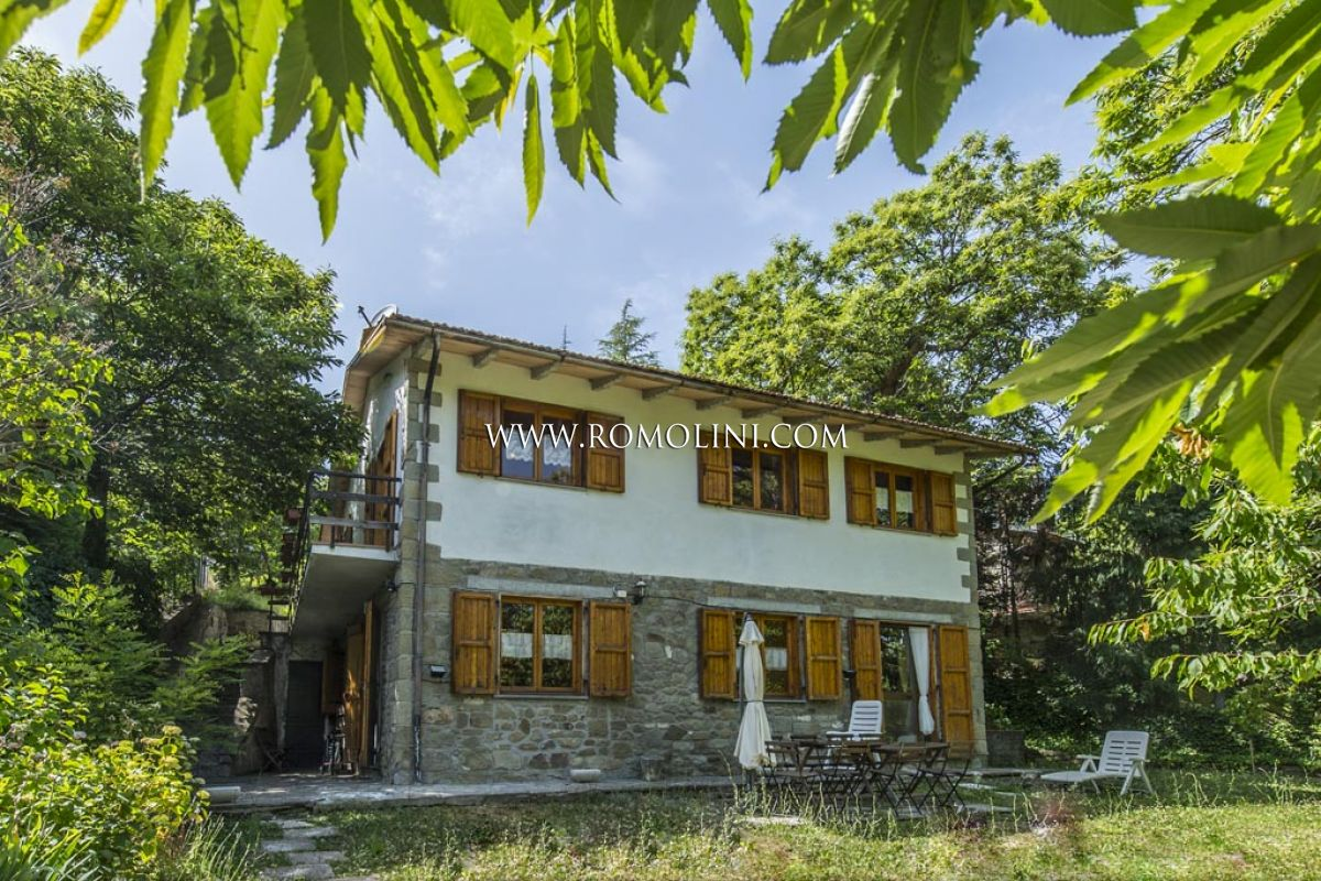 VILLA FOR SALE CAPRESE MICHELANGELO: Property for sale in Tuscany, Italy