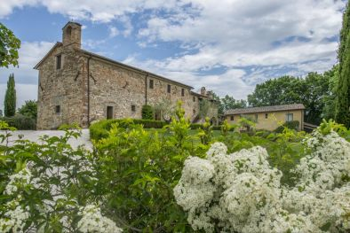 11th CENTURY FORMER ABBEY FOR SALE IN TUSCANY ǀ Luxury Villa For Sale