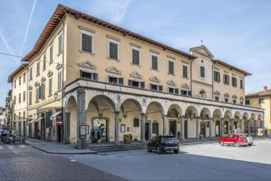 HISTORICAL BUILDING, PALAZZO, FOR SALE ǀ Figline Valdarno, Tuscany
