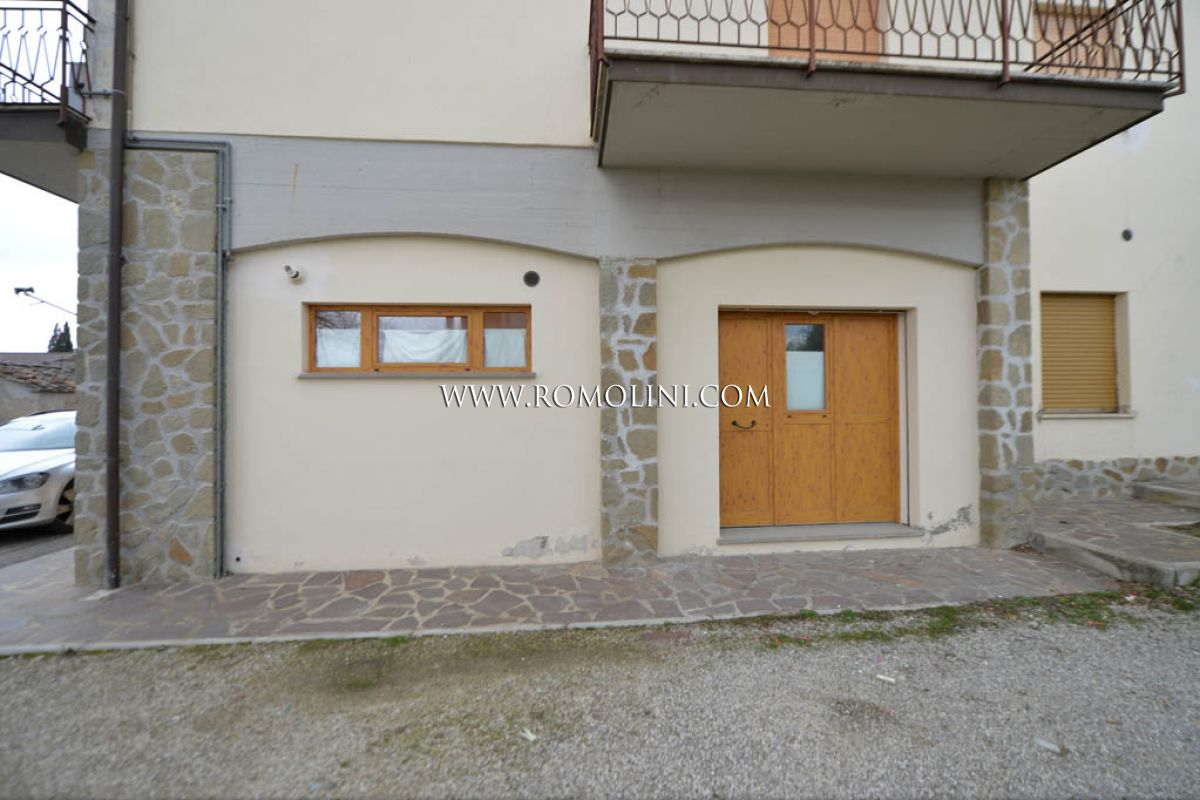 INDEPENDENT APARTMENT FOR SALE IN ANGHIARI