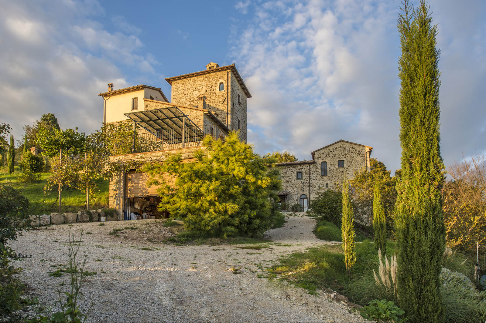 Farmhouse in Umbria