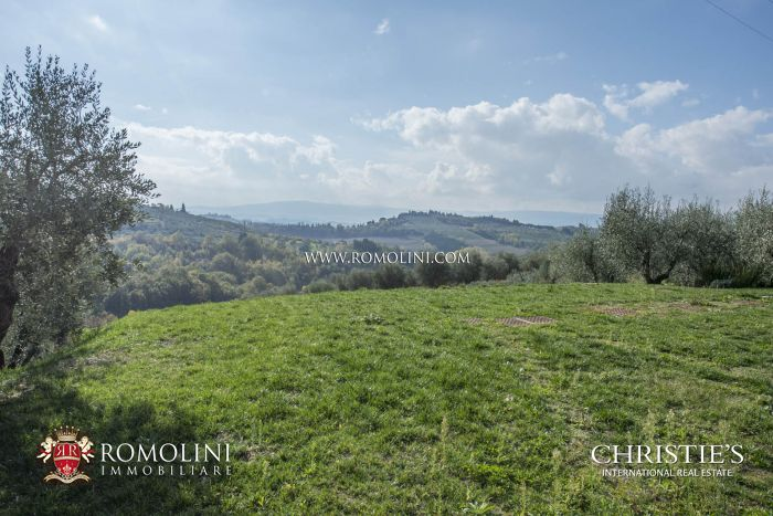 FARMHOUSE FOR SALE TUSCANY, CERTALDO
