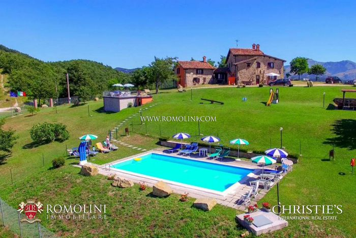 AGRITURISMO FOR SALE GUBBIO