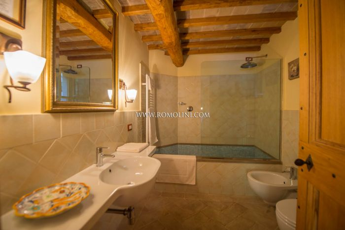 PIEVE SANTO STEFANO: RESTORED BIOAGRITURISMO FOR SALE