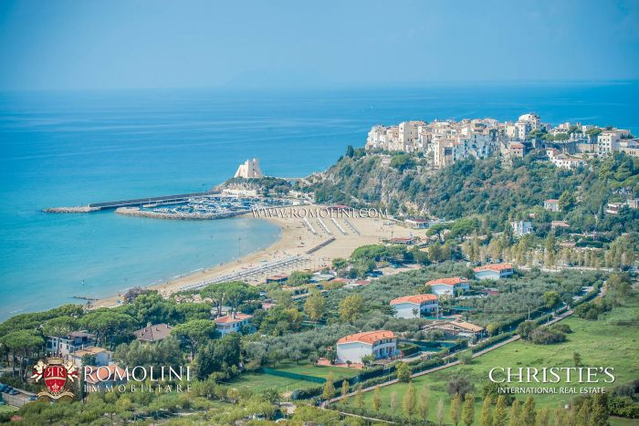 SPERLONGA: LUXURY VILLA FOR SALE, SEA VIEW PROPERTY ITALY