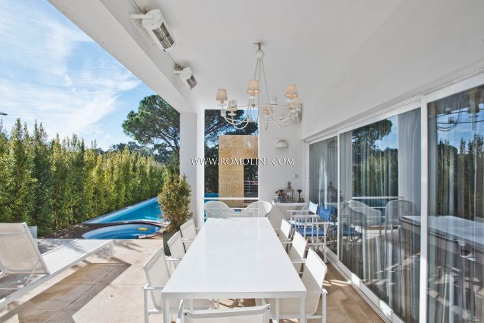 MODERN VILLA DESIGNED BY RAUL VIEIRA FOR SALE, ALCABIDECHE