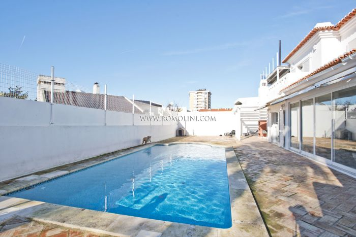 SEA VIEW VILLA FOR SALE IN ESTORIL, PORTUGAL