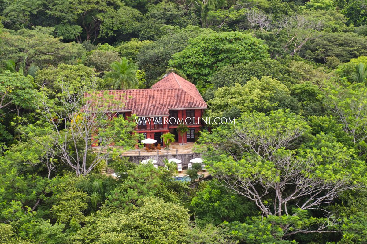 FORMER MEL GIBSON S VILLA FOR SALE IN PLAYA BARRIGONA, PACIFIC COAST, COSTA RICA