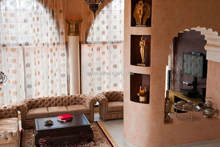 LUXURY VILLA FOR SALE IN OUARZAZATE, MOROCCO