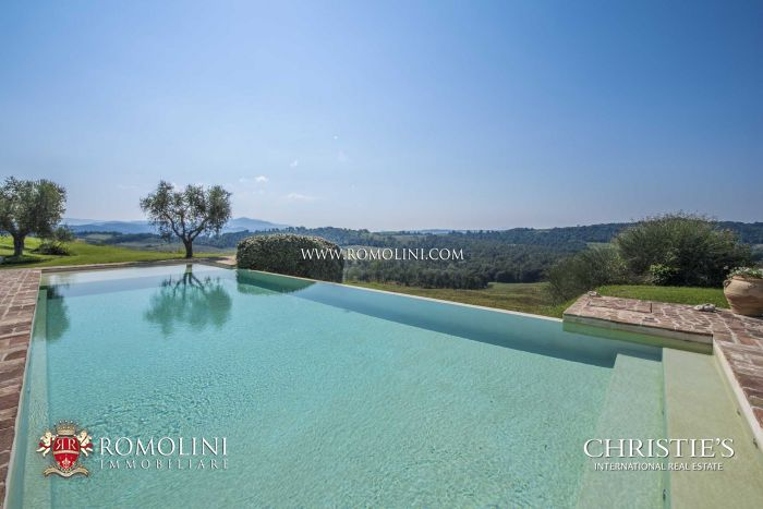 RESTORED LUXURY FARMHOUSE FOR SALE, AMELIA, UMBRIA
