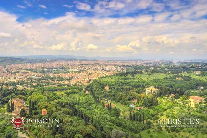 LUXURY PROPERTY FOR SALE IN FIESOLE, FLORENCE