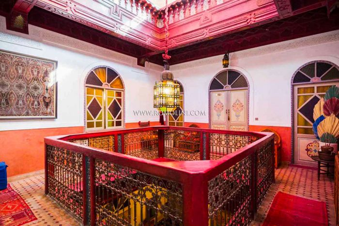 RIAD FOR SALE IN MARRAKESH, EL-BADI PALACE
