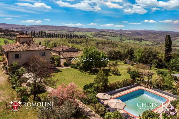 TUSCAN PROPERTY FOR SALE SAN GIMIGNANO
