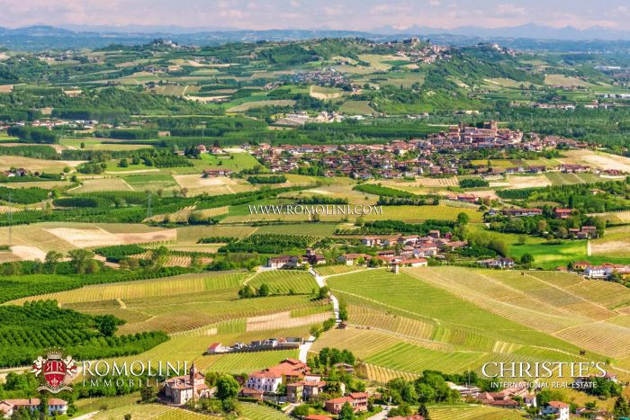 WINERY WITH 6.1-HA BAROLO VINEYARD FOR SALE IN PIEDMONT