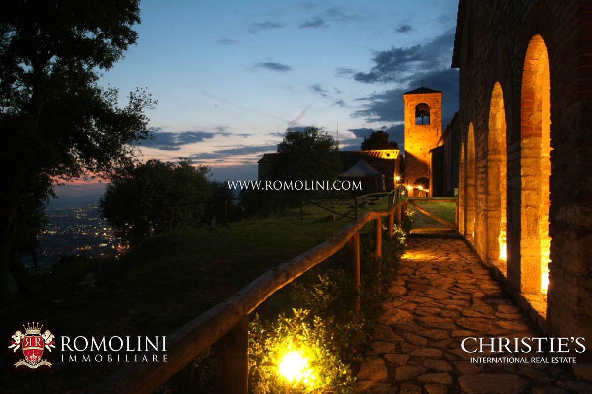 Period Residence historical home for sale Monsummano Terme