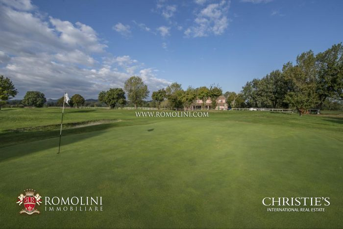 GOLF COURT VILLA FOR SALE IN ITALY, Rimini