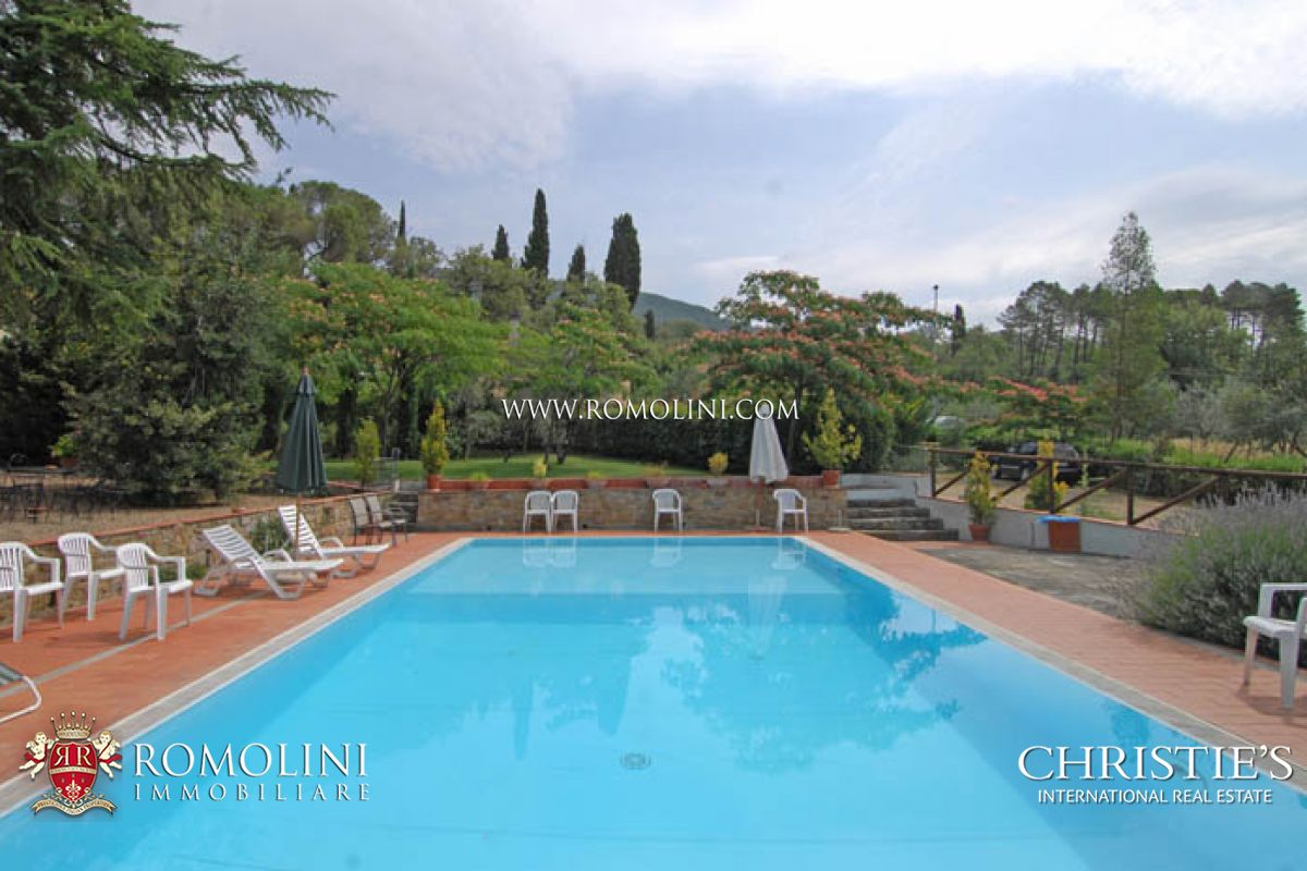 Historical residence villa, Prestigious property for sale Tuscany
