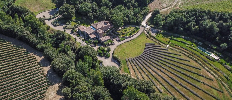 LUXURY FARMHOUSE SOLD IN MONTALCINO, TUSCANY