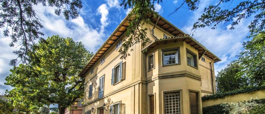 LUXURY VILLA FOR SALE IN POGGIO IMPERIALE, FLORENCE
